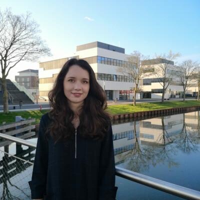 Clarisa zoekt een Kamer / Studio in Den Haag
